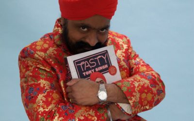 Tony Singh's Top Five Cooking Tips