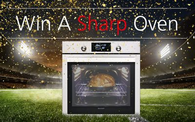 Win A Sharp Oven