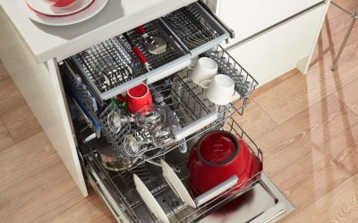 How to properly load the dishwasher? Learn some simple rules