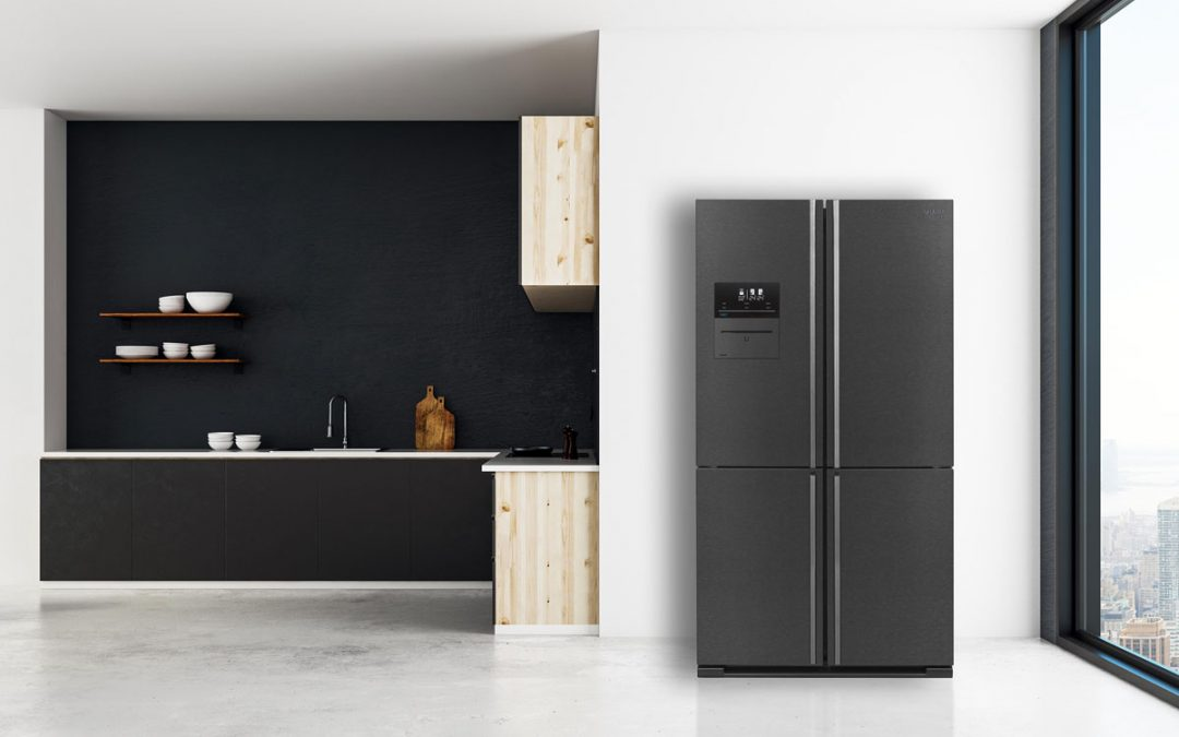 How can the Sharp GourmetMaestro fridge-freezer revolutionize the market?
